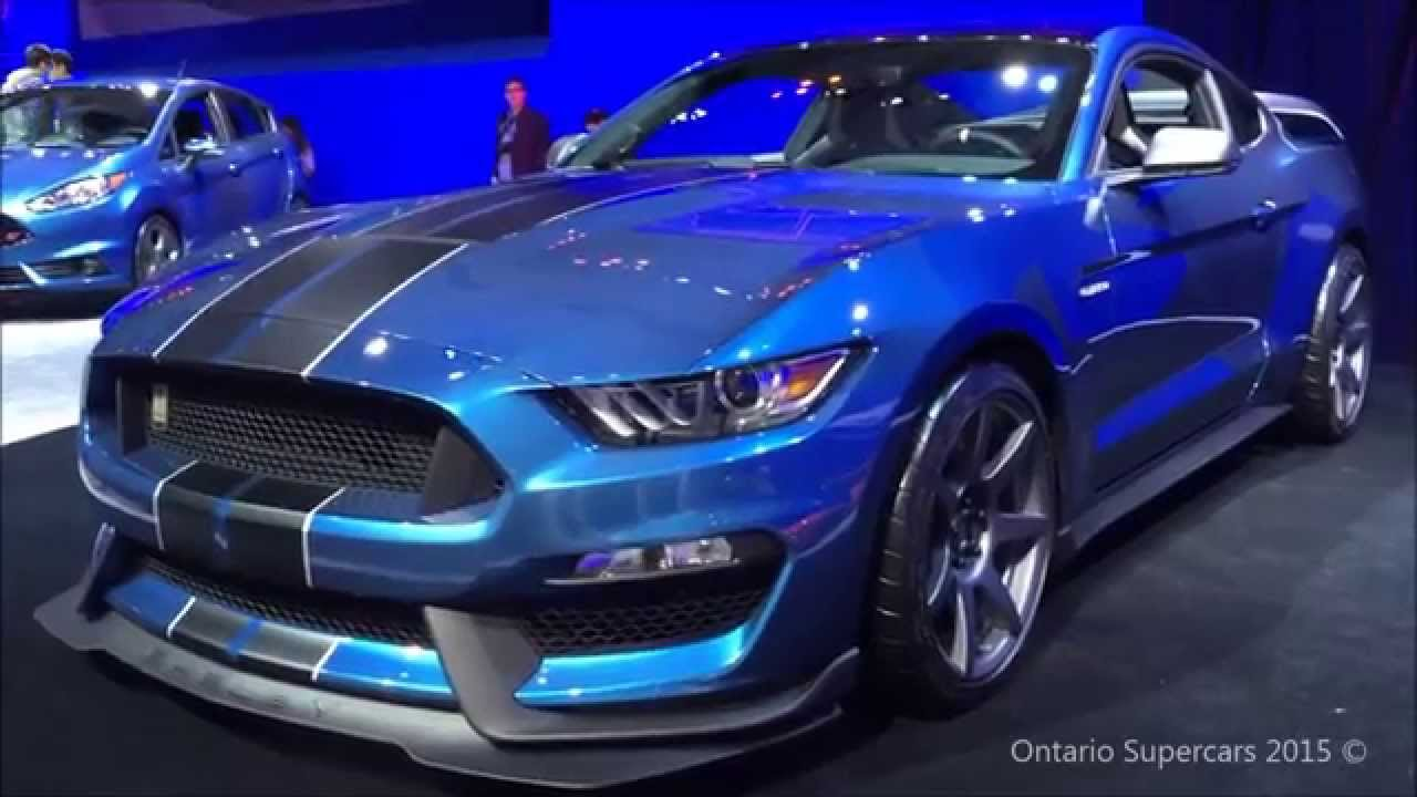 2018 Ford Mustang Shelby GT350R photo - 3