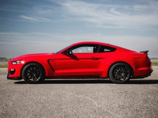 2018 Ford Mustang Shelby GT500 photo - 2