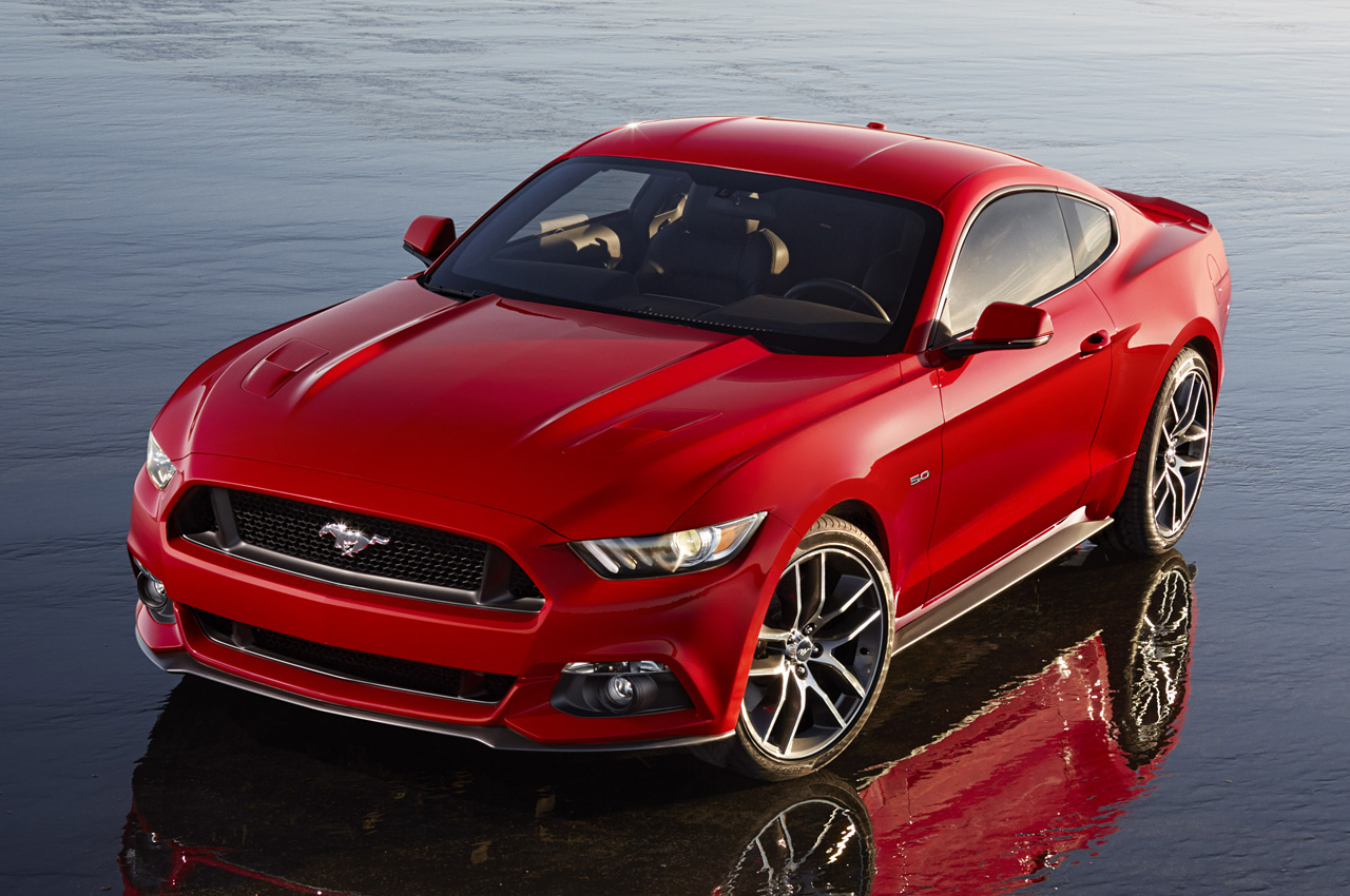 2018 Ford Mustang SVO photo - 5