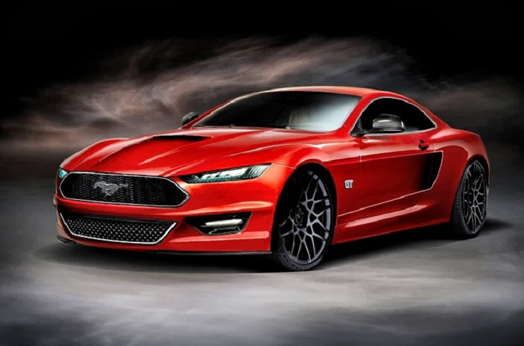 2018 Ford Mustang V6 photo - 1