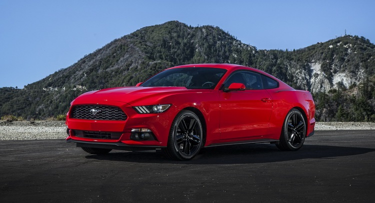 2018 Ford Mustang V6 photo - 2