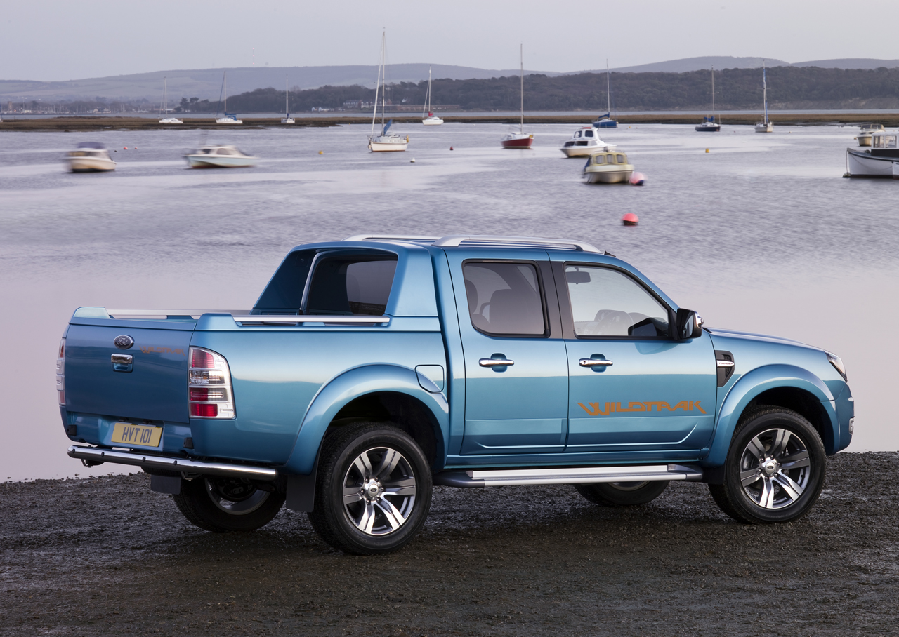 2018 Ford Ranger Max Concept photo - 3