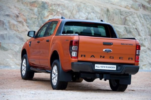 2018 Ford Ranger Max Concept photo - 5