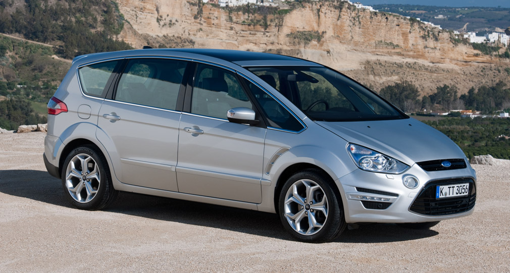 2018 Ford S MAX photo - 5