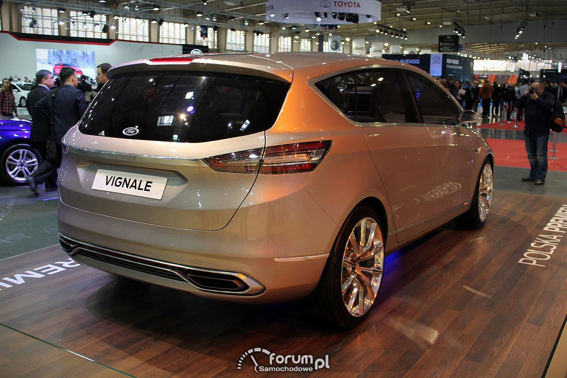 2018 Ford S MAX Vignale Concept photo - 3