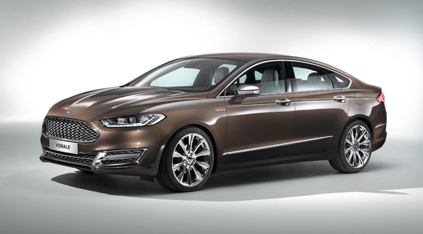2018 Ford S MAX Vignale Concept photo - 5