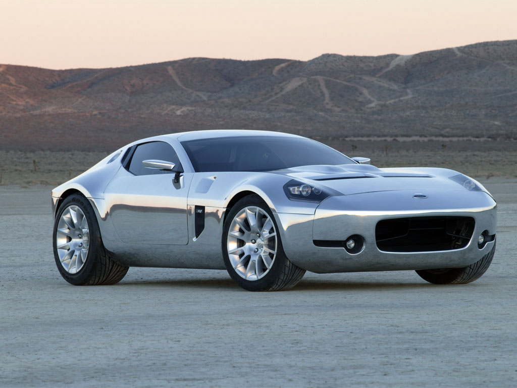 2018 Ford Shelby Cobra Concept photo - 1