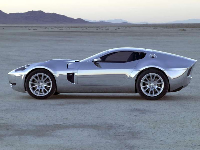 2018 Ford Shelby GR1 Concept photo - 3