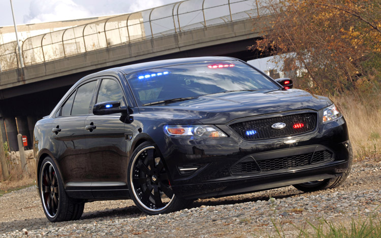 2018 Ford Stealth Police Interceptor Concept photo - 4