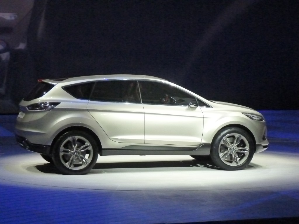 2018 Ford Vertrek Concept photo - 1