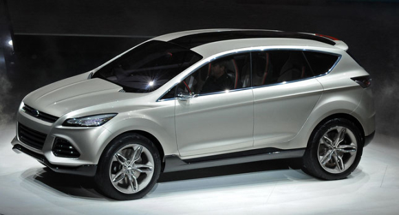 2018 Ford Vertrek Concept photo - 5