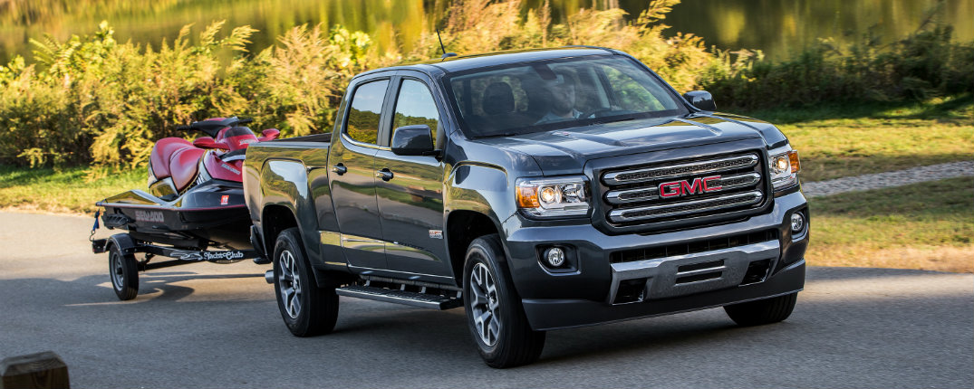 2018 GMC Canyon photo - 1