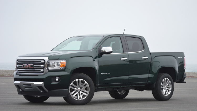 2018 GMC Canyon photo - 3