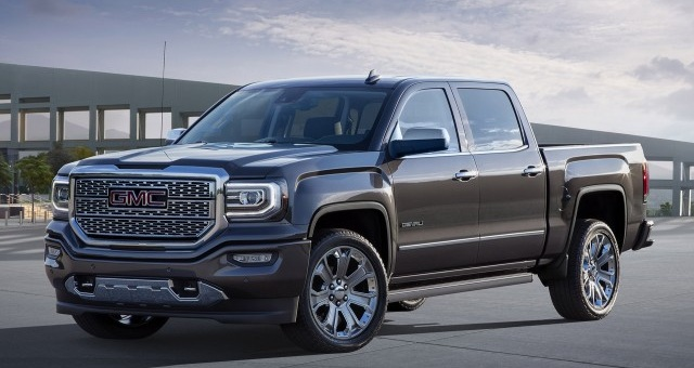 2018 GMC Sierra photo - 4