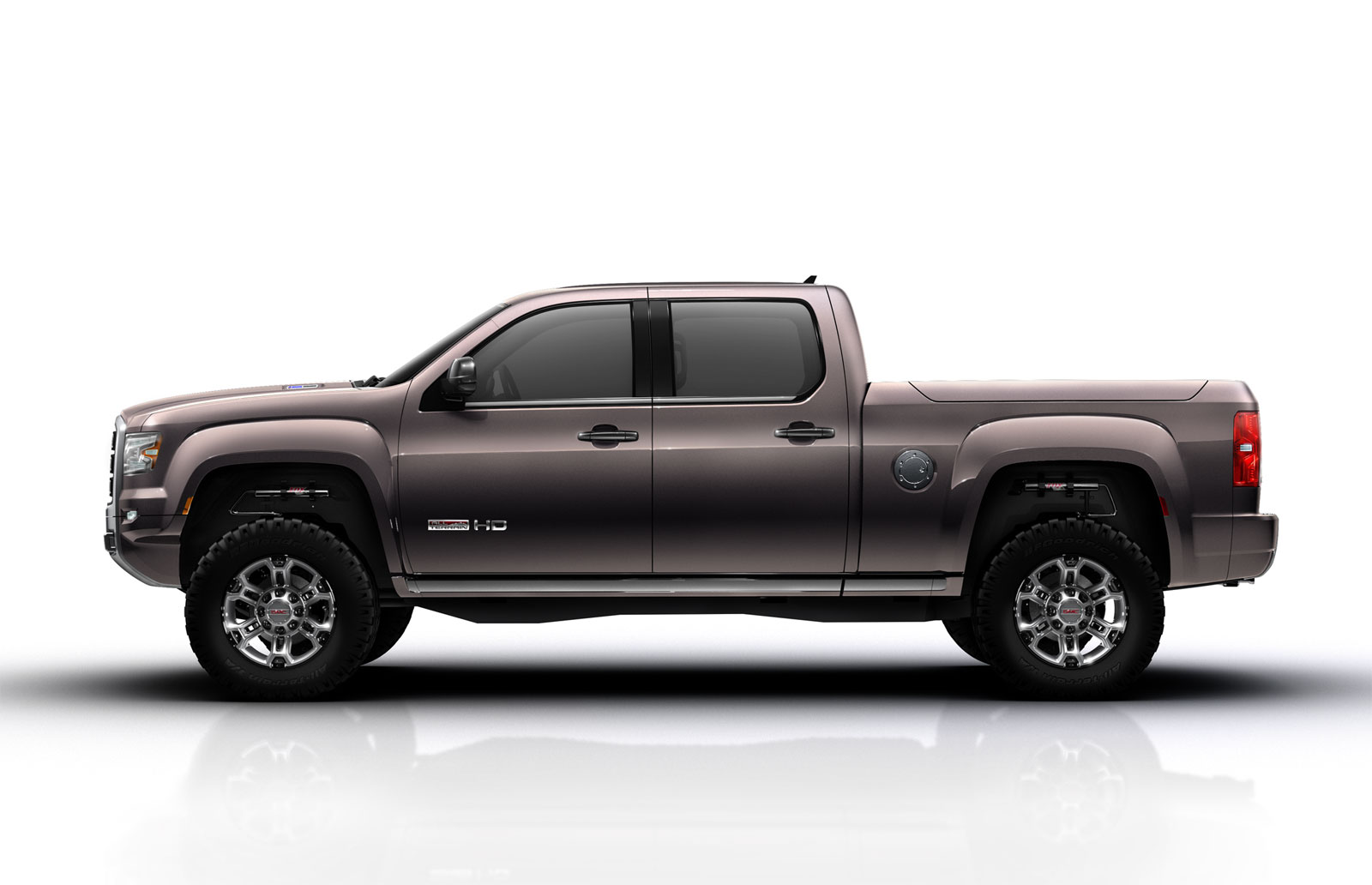 2018 GMC Sierra All Terrain HD photo - 1