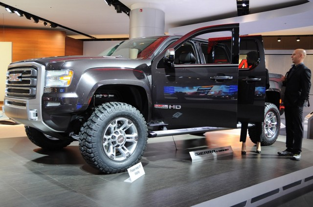 2018 GMC Sierra All Terrain HD photo - 2