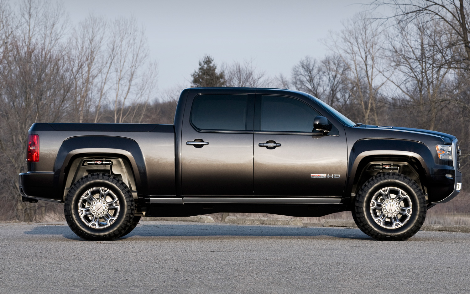 2018 GMC Sierra All Terrain HD photo - 5