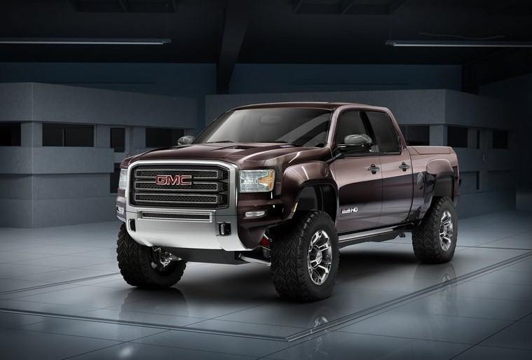 2018 GMC Sierra HD photo - 3