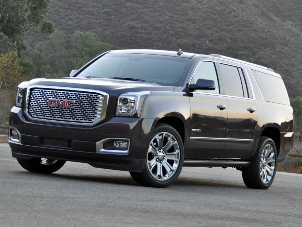 2018 GMC Yukon photo - 5