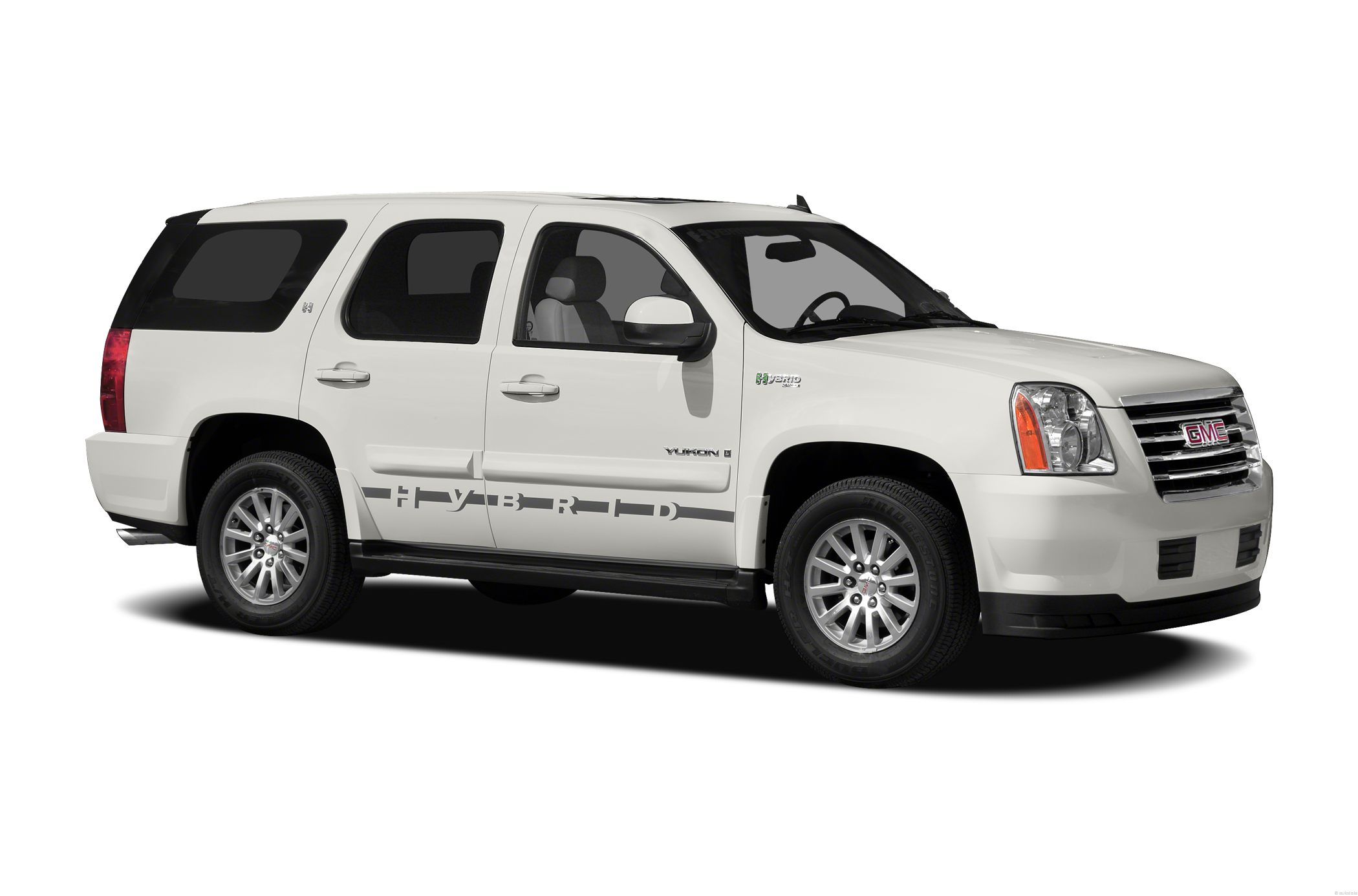 2018 GMC Yukon Hybrid photo - 5