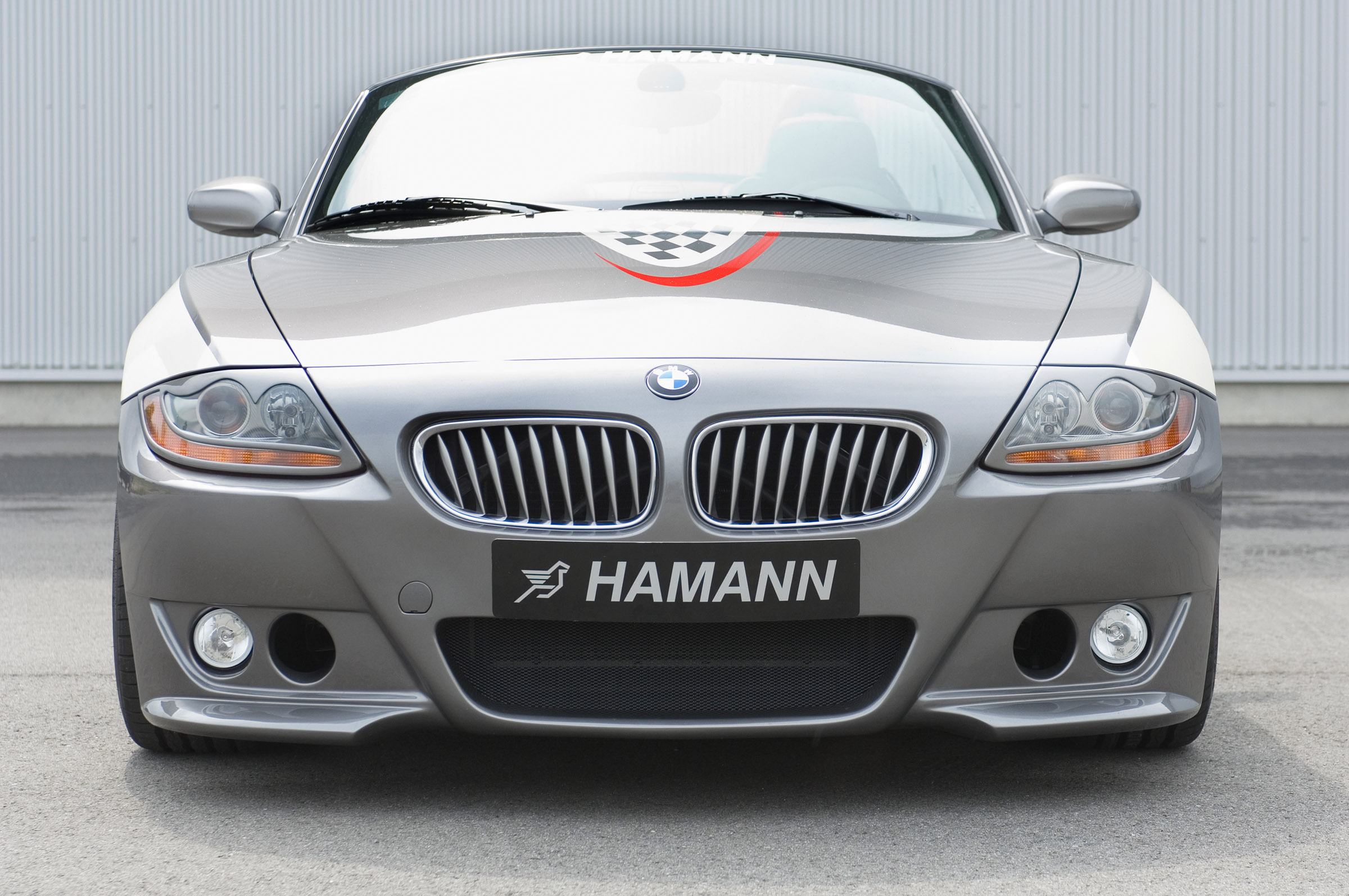 2018 Hamann BMW Z4 M Roadster photo - 2
