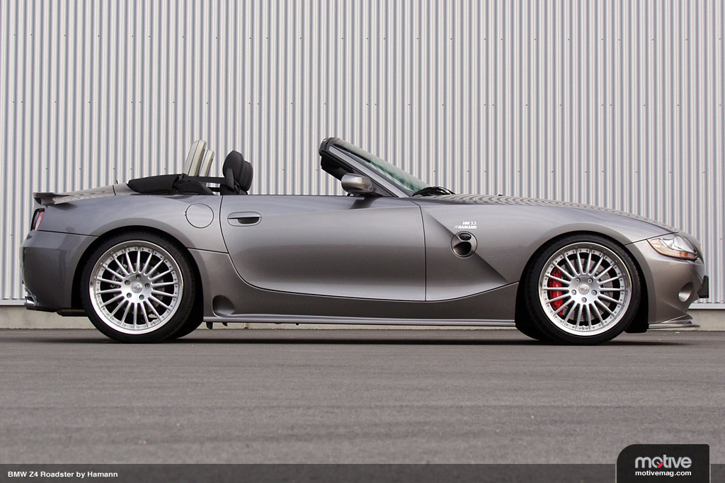 2018 Hamann BMW Z4 M Roadster photo - 5