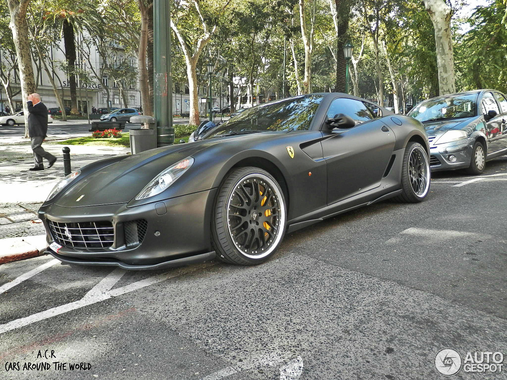 2018 Hamann Ferrari 599 GTB Fiorano photo - 4