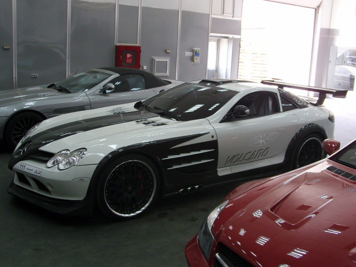 2018 Hamann Mercedes Benz SL Klasse photo - 1