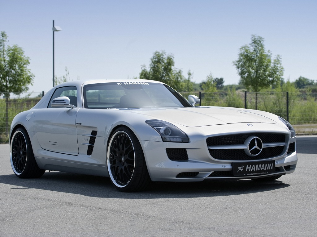 2018 Hamann Mercedes Benz SLS AMG photo - 1