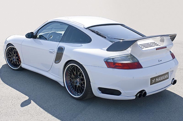 2018 Hamann Porsche 996 Turbo photo - 2