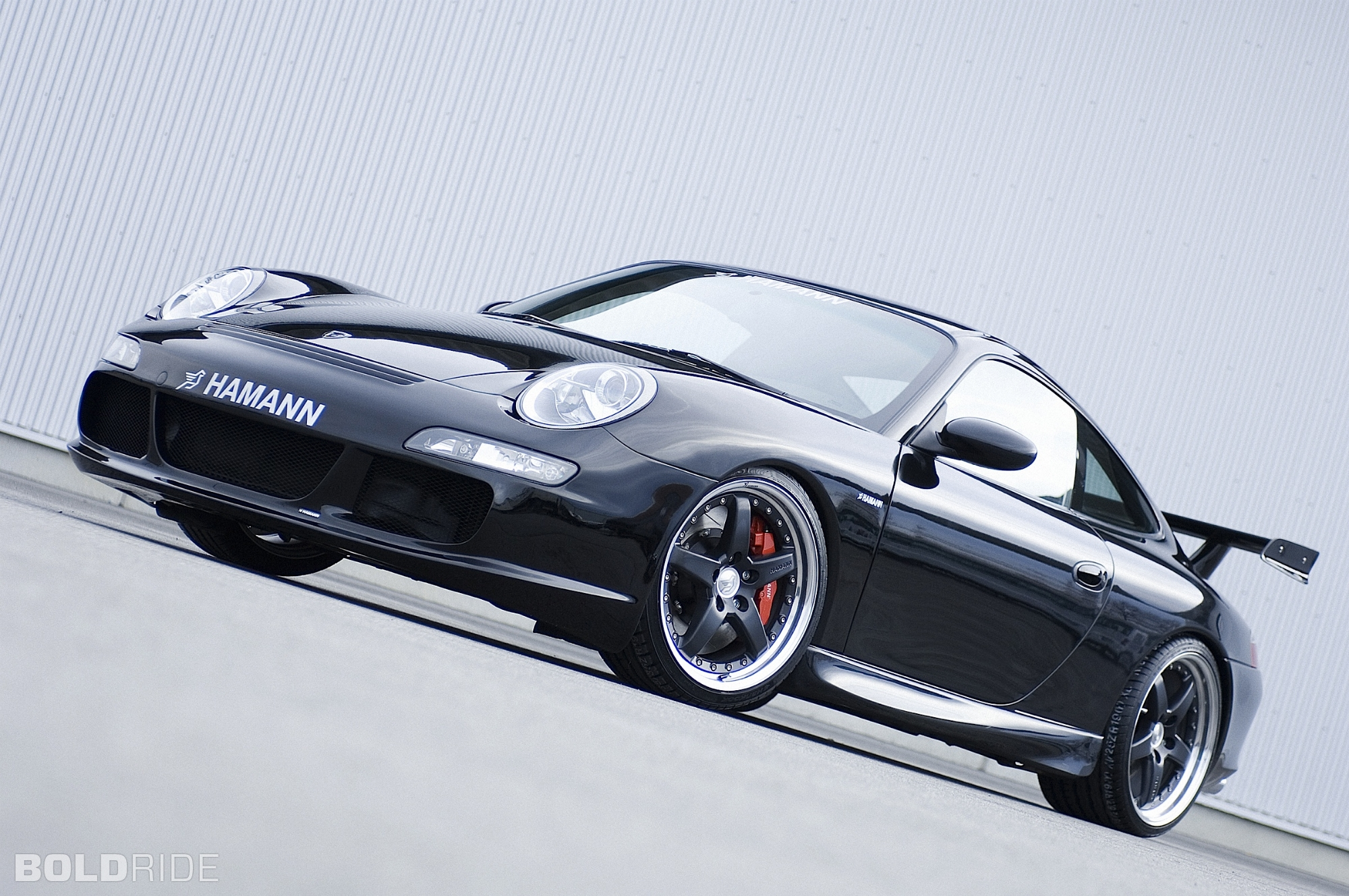 2018 Hamann Porsche 996 Turbo photo - 4