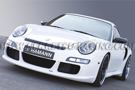 2018 Hamann Porsche 996 Turbo photo - 5