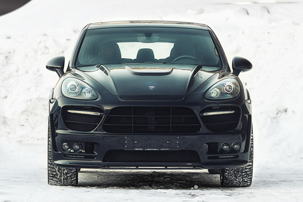 2018 Hamann Porsche Cayenne 958 photo - 4