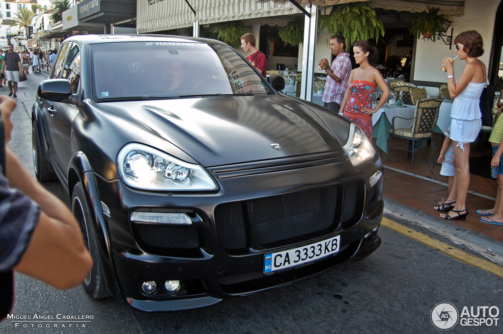 2018 Hamann Porsche Cayenne Cyclone photo - 2
