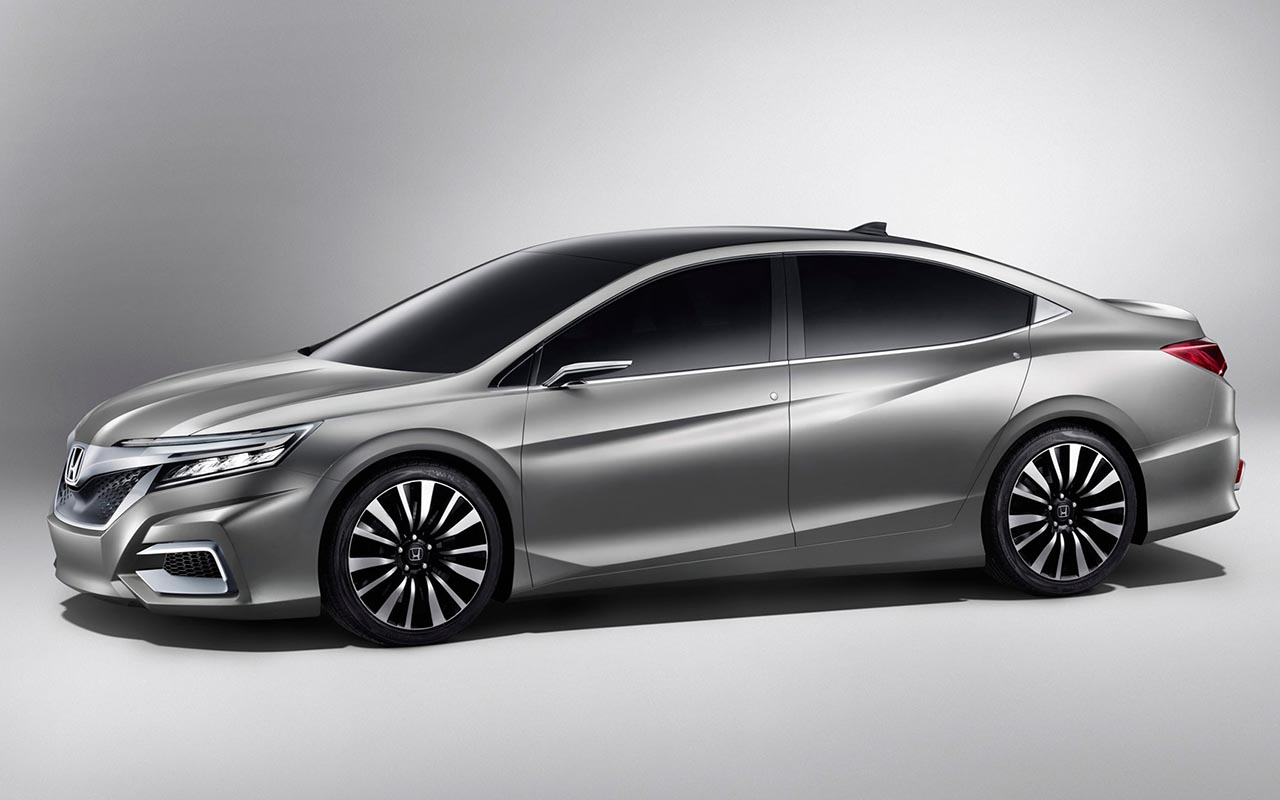 2018 Honda Accord HF S Concept photo - 4