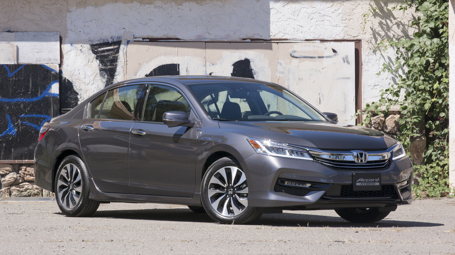 2018 Honda Accord Hybrid photo - 5