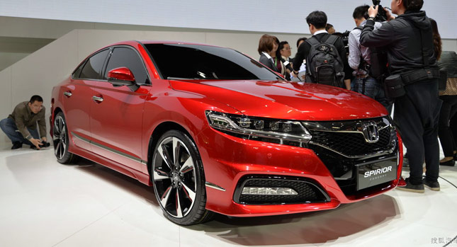 2018 Honda Accord Sedan 2.0E European Version photo - 3