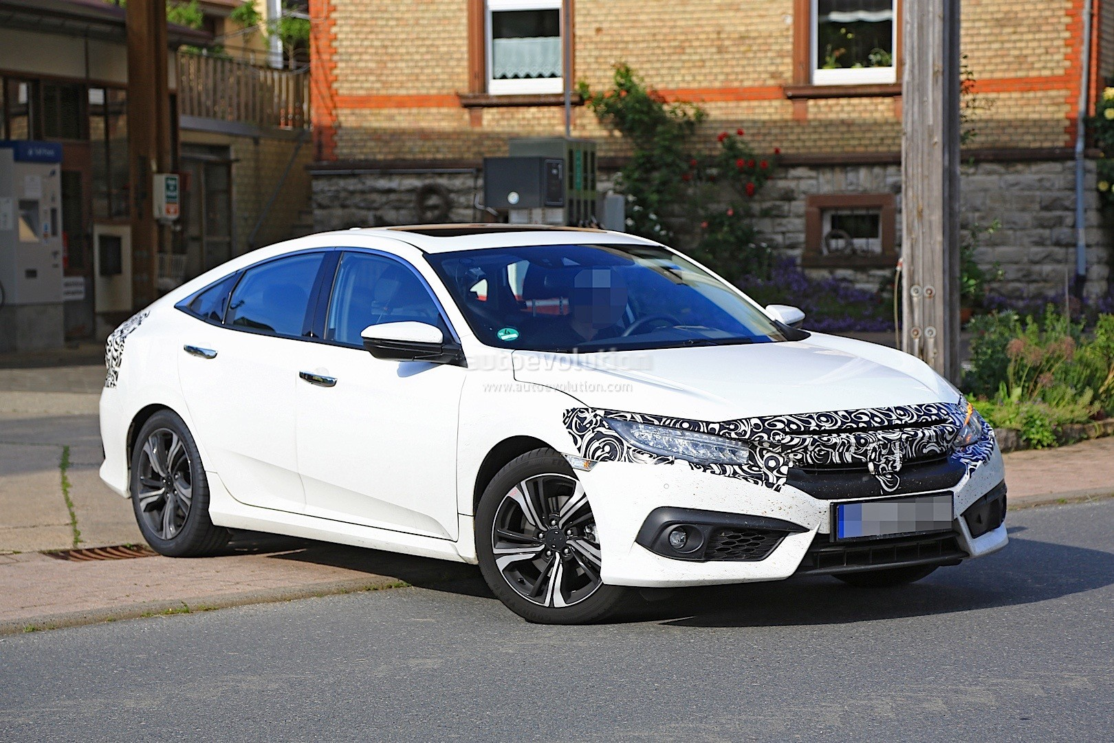 2018 Honda Accord Sedan 2.0E European Version photo - 4