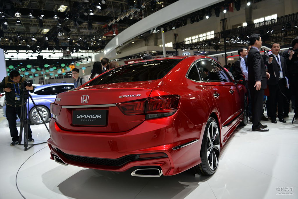 2018 Honda Accord Sedan 2.0E European Version photo - 5