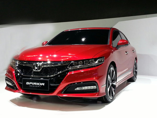 2018 Honda Accord Sedan 2.4T European Version | Car Photos Catalog 2017