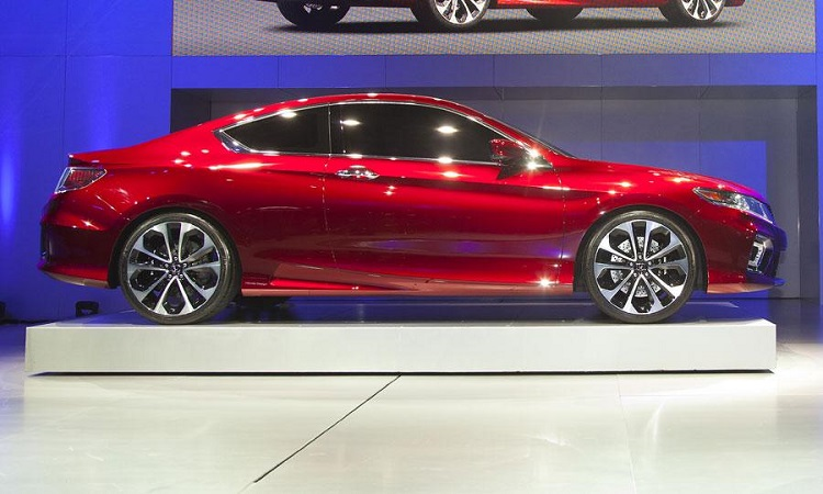 2018 Honda Accord Sedan 2.4TL European Version photo - 4