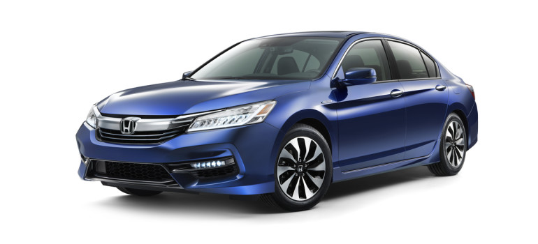 2018 Honda Accord Wagon photo - 5