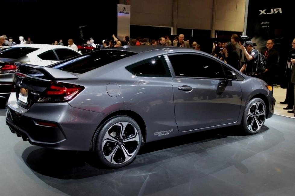 2018 Honda Civic HF photo - 5
