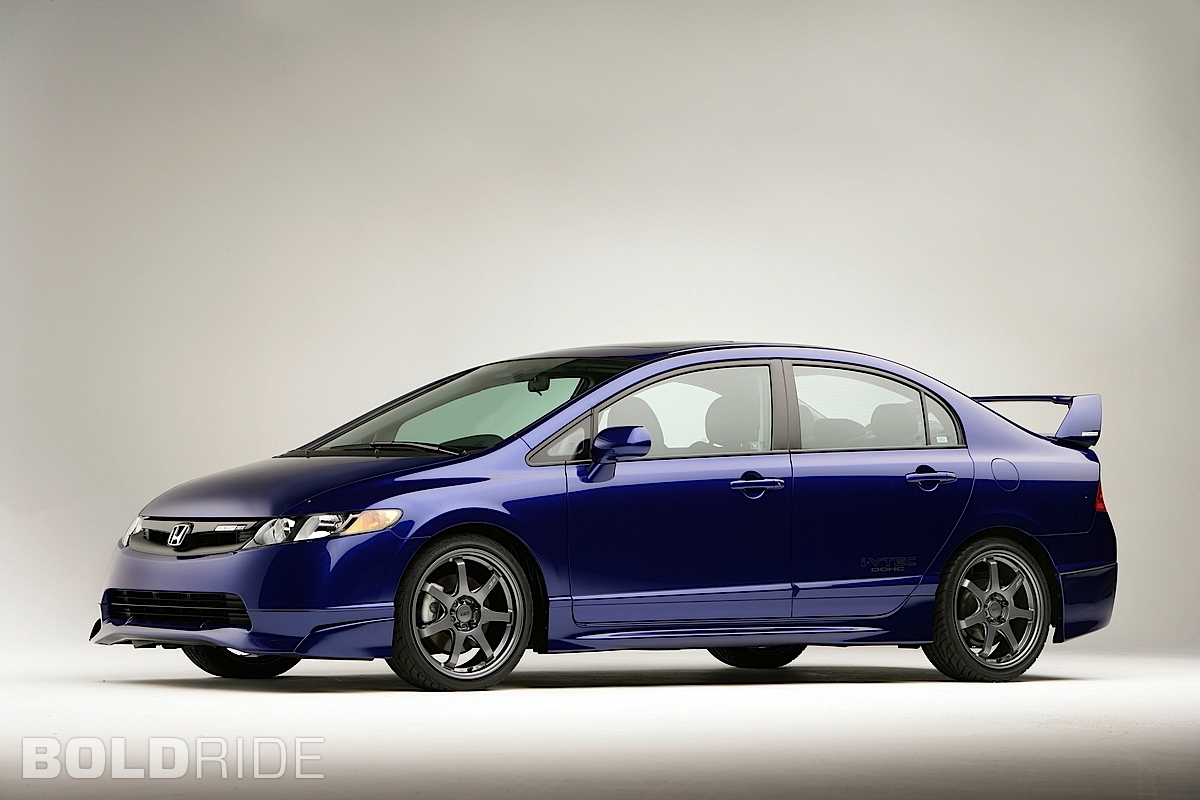 2018 Honda Civic Mugen Si Sedan | Car Photos Catalog 2017