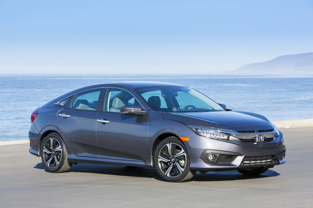 2018 Honda Civic Sedan photo - 3