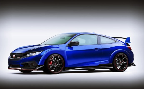2018 Honda Civic Si Car Photos Catalog 2018
