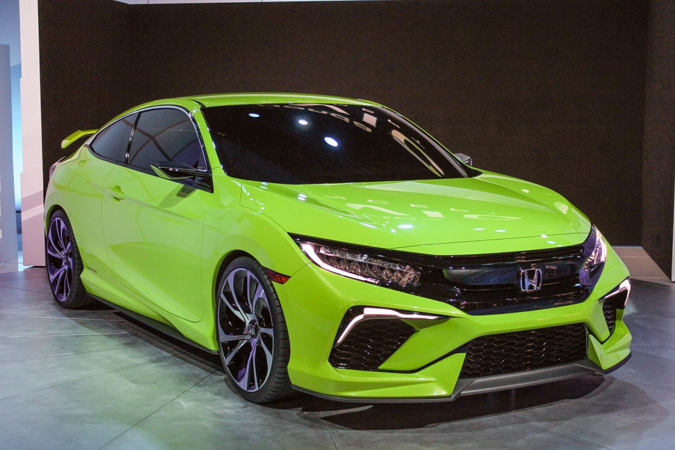 2018 Honda Civic Si | Car Photos Catalog 2017