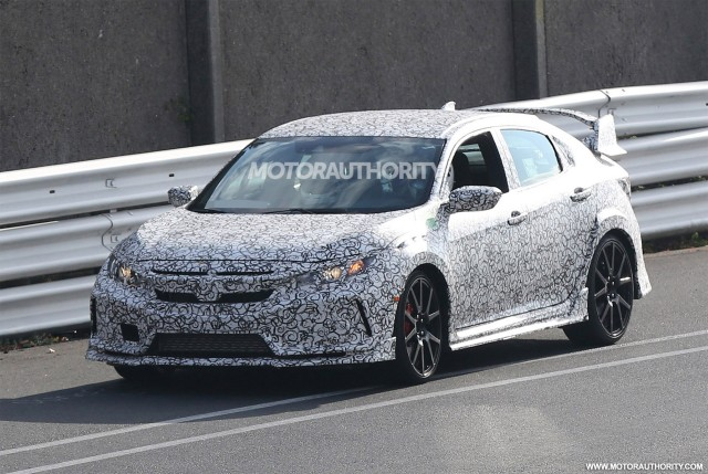 2018 Honda Civic Type R photo - 1