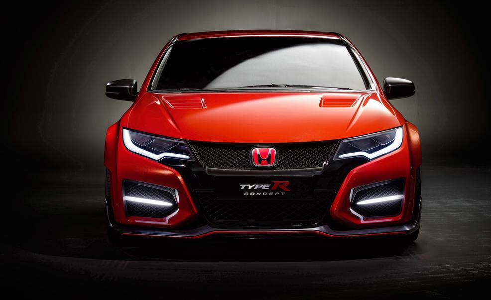 2018 Honda Civic Type R photo - 2