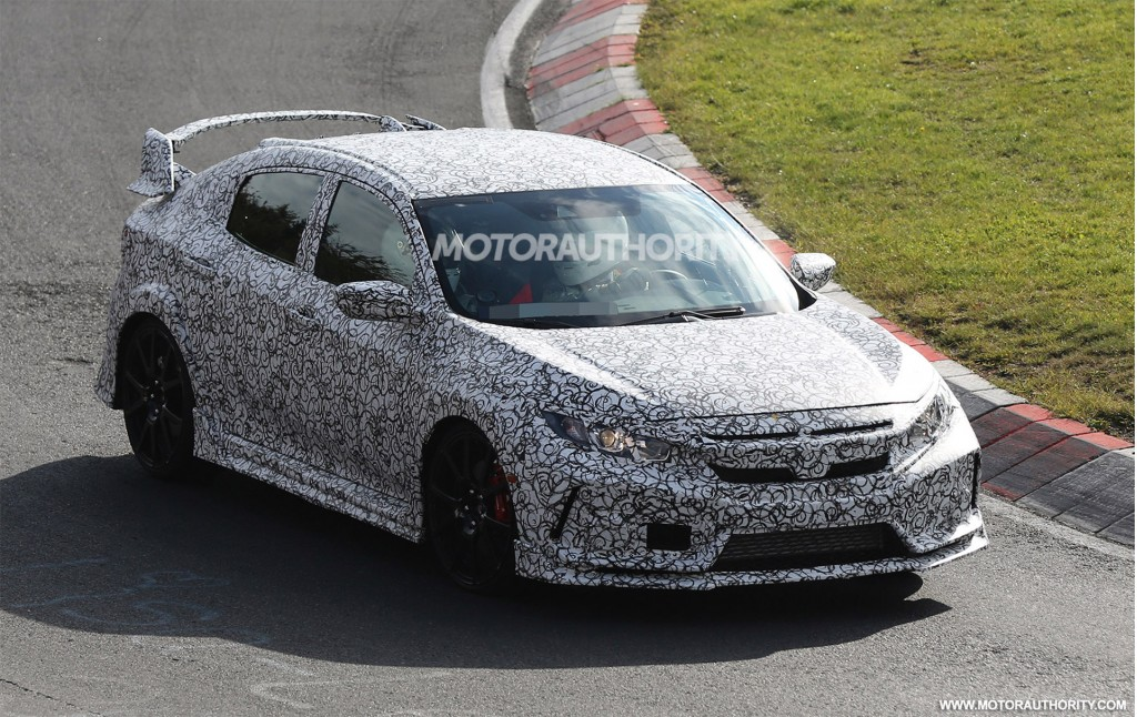 2018 Honda Civic Type R photo - 4